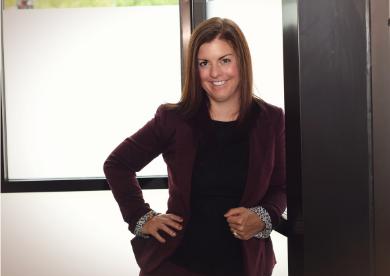 Miranda Soucie, Partner at Spiros Law in Central Illinois